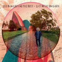 Lee Ranaldo and the Dust - Last Night On Earth [New & Sealed] Digipack CD