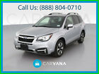 2017 Subaru Forester 2.5i Limited Sport Utility 4D 4-Cyl PZEV 2.5 Liter ABS (4-Wheel) Air Conditioning Alarm System All Weather Pkg
