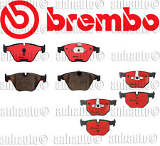 BREMBO Front + Rear Brake Pads  BMW 335d 335i 335is X1