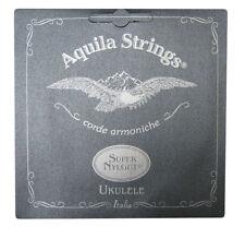 AQUILA SUPER nylgut Ukulele strings - 101u-SOPRANO BASSO G-Chiave C