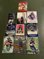 seattle seahawks Rookies N Stars 10 Card Lot Of Recent Players