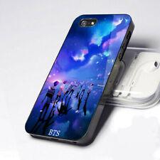 BTS KPOP Bangtan Boys Band iPhone 11 Pro X 7 8 6 Samsung S6 S8 S9 Case