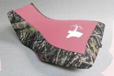 Yamaha Grizzly 660 Bow Hunter Pink Camo Seat Cover #yz68kya68