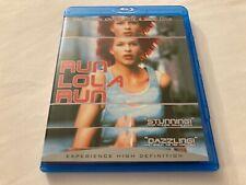 Run Lola Run (Blu-ray, 1999) Franka Potente, Tom Tykwer, Region Free