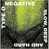 Type O Negative - Slow, Deep and Hard (2001)  CD  NEW/SEALED  SPEEDYPOST