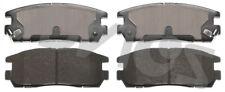 Disc Brake Pad Set-Oe Rear ADVICS AD0580