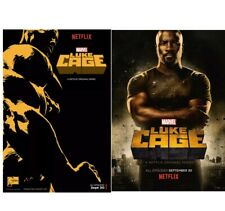 New Luke Cage Netflix 2pk Poster 11x17