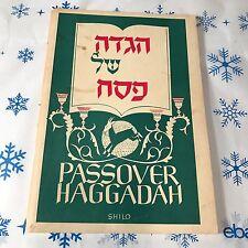Passover Haggadah~RARE/VTG~1959 Ben-Ami Scharfstein Illustrated Siegmund Forst