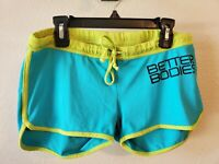 Better Bodies Womens Gym Shorts Size Large
