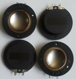4 Pcs Replacement Diaphragm for EMINENCE MD2001S MD2001 YAMAHA JAY2061 S115IV