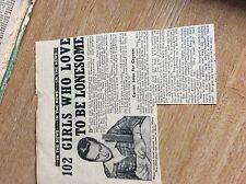 q2-2 ephemera 1950s article mary bea hall oregon university
