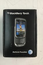 BlackBerry Torch AT&T 9800 SmartPhone
