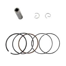 PISTON RINGS, WRIST PIN, CIRQ CLIPS, 52MM 110CC ATV DIRT BIKE