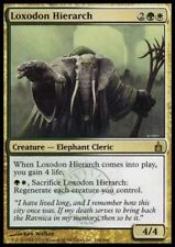 2x LOXODON HIERARCH - Rare - RAVNICA - MTG - NM - Magic the Gathering