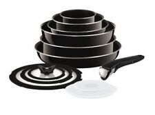 Tefal L4759345 Ingenio Enamel Complete 13 Pcs Cookware Set