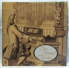 THE GRAND TOCCATAS - vintage vinly LP - The Grand Organ of the Orleans Cathedral