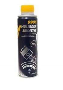 9991 MANNOL MOLIBDEN ANTI FRICTION ENGINE OIL ADDITIVE 300ml