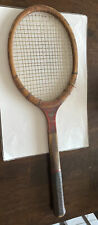 Wright & Ditson Davis Cup Tennis Racket