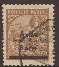 Portuguese Macau Used Portugal & Colonies Stamps