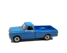 Greenlight 1:64 Chevrolet C-10 1971 Blue No Box