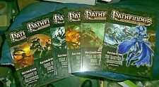 Pathfinder Adventure Path Carrion Crown Books 43- 38  PART 1 TO 6  COMPLETE LOT