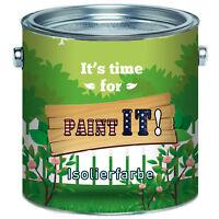 Paint IT! hochwertige Deckfarbe Wandfarbe Sperrgrund Isolierfarbe Nikotinfarbe