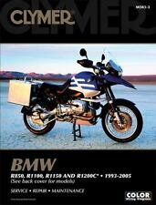 BMW R850, R1100, R1150 and R1200C 1993-2005 by Clymer Publications Staff and...
