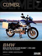 BMW R850, R1100, R1150 and R1200C* 1993-2005: By Penton Staff