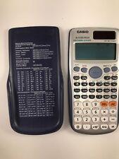 CASIO Scientific Solar Calculator Model FX-115ES Plus