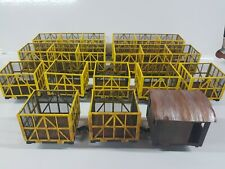 Sugar Cane Train Kit built HO scale bogies fitted with KDs