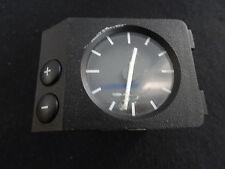Original BMW 3er E36 Zeituhr Anzeige Zeitanzeige Uhr Analog Analoguhr 1387414