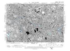 Contemporary 1800-1899 Date Range Antique Europe Sheet Maps