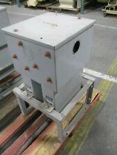 Fpe Cornell Dubilier Capacitor Bank Ica2070f33l 70kvar 480v 60hz 3ph Used