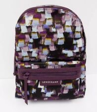 NWT Longchamp Le Pliage Neo Vibration Backpack ~ 100% Authentic ~ Purples