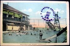 JAMAICA~British West Indies ~ 1930's KINGSTON ~ Bournemouth Bath ~ High Diving!