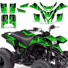 Yamaha Blaster 200 Decal Graphic Quad ATV Wrap Full Race Kit 1988-2005 ICE GREEN
