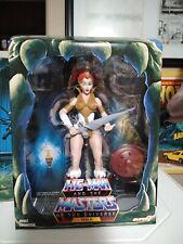 MOTU Classics 2.0 Grayskull Filmation Teela Sealed Box Masters Of The Universe