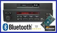 Bluetooth + AUX Modernisierung Radio Umbau BMW Reverse / Business RDS E39 BE3250
