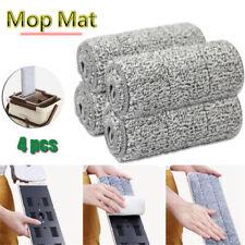 Microfiber Cloth Mop Kitchen Floor Cleaning Flat Mop Rag Bathroom Replacement be