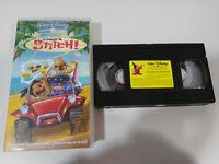 LILO & STITCH ! LA PELICULA DE STITCH VHS TAPE CINTA WALT DISNEY