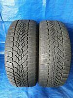 2 x Winterreifen Reifen Dunlop SP Winter Sport 4D * MO 225 55 R17 97H 6 mm 4117