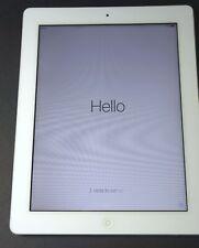 "Apple iPad 32GB A1395 9.7"" Wifi White - 2nd Generation."