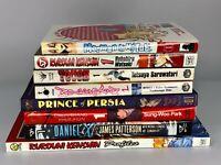 Lot of 8 Paperback Anime Graphic Novels - Manga Shonen Jump