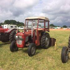 Massey Ferguson Antique Tractors