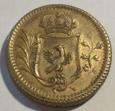 BRANDENBURG PRUSSIA / 1751 2 Frid.D' Or Monetary Weight !!