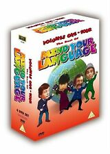 Mind Your Language The Best Of Box Set DVD Barry Evans UK Release New Sealed R2
