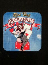 Rockabilly Drinks Coaster