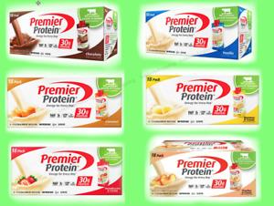 Premier Protein Shake,18 shakes (11oz ea), PICK FLAVOR- New!!!!!!!!!!