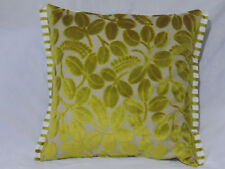 Designers Guild Velvet Calaggio-Moss Cushion Cover