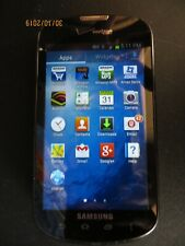 Samsung Galaxy Stellar Blk Very Good Condition.
